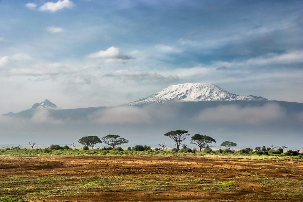 eine Reise nach Kenia